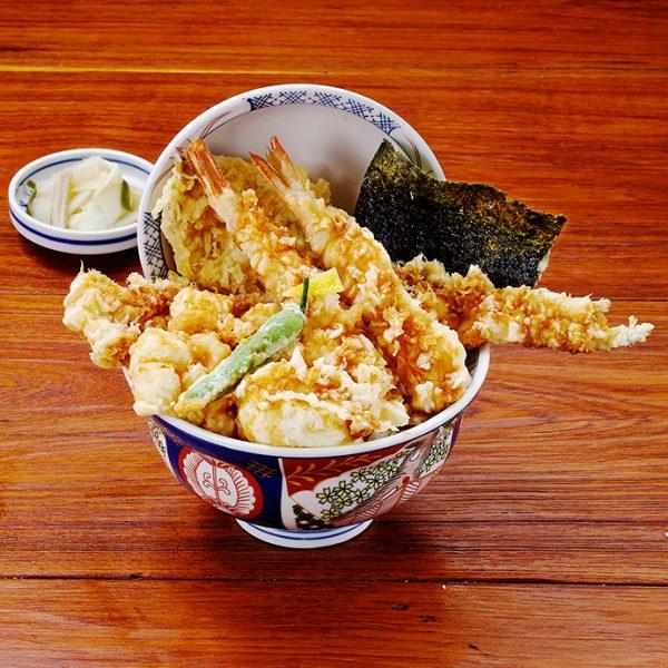 海鮮天丼まきの イメージ画像1