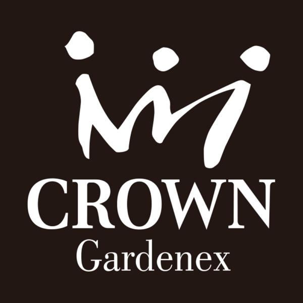 CROWN Gardenex ロゴ