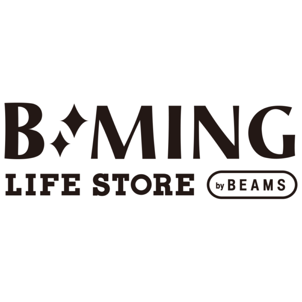 B:MING LIFE STORE by BEAMS ロゴ