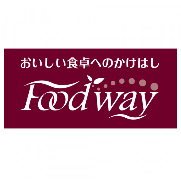 Food way フードウェイ ロゴ