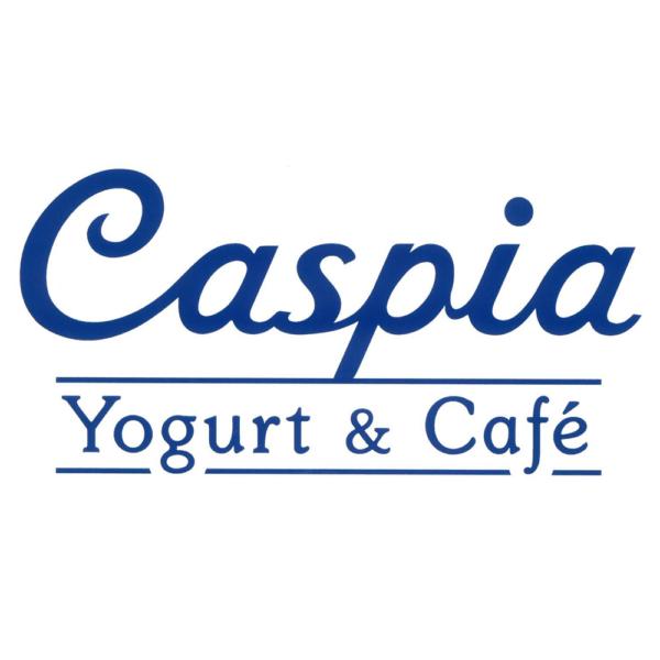 Caspia ロゴ