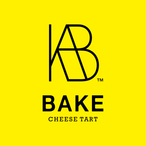BAKE CHEESE TART ロゴ