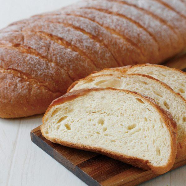 九州産小麦粉と阿蘇の牛乳で仕込んだ「阿蘇ミルクハース」