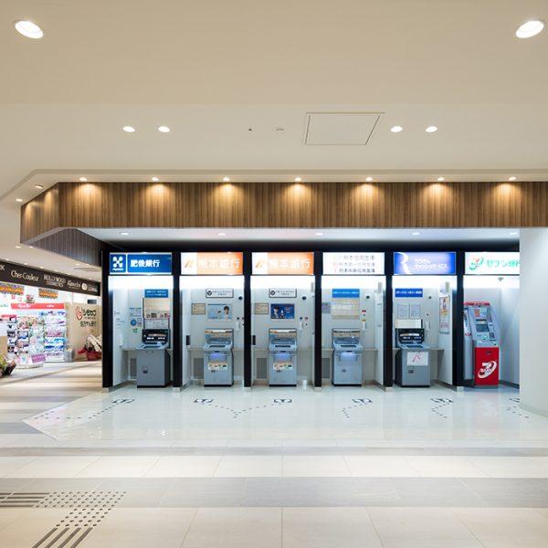 銀行ATM イメージ画像2