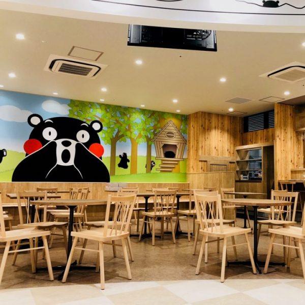 くまモンビレッジ カフェスペース イメージ画像2