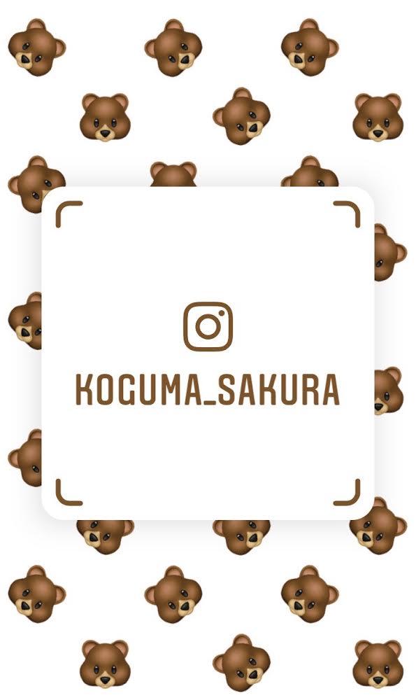 コグマ桜町店Instagramです!