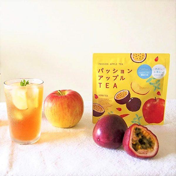 南阿蘇TEA HOUSE【パッションアップルTEA】