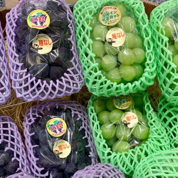 B1F「旬彩館 さくら」にてフレッシュな旬のフルーツをお届け!