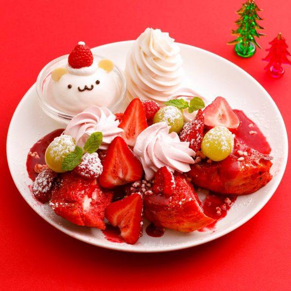 【Ivorish】クリスマスまでの期間限定フレンチトースト★