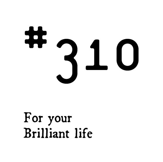 POP UP STORE「#310」1Fに3/10オープン
