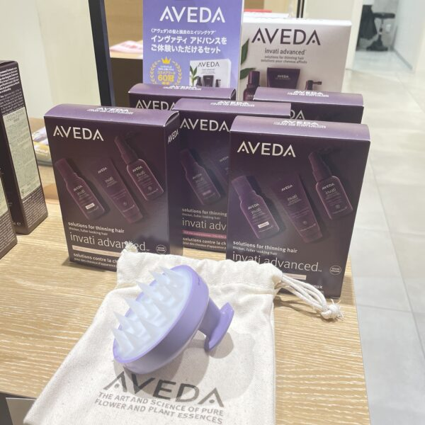 AVEDA🌿髪と頭皮のエイジングケア