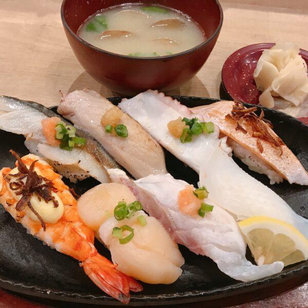 【寿司じじや】焼き寿司盛  期間限定販売!
