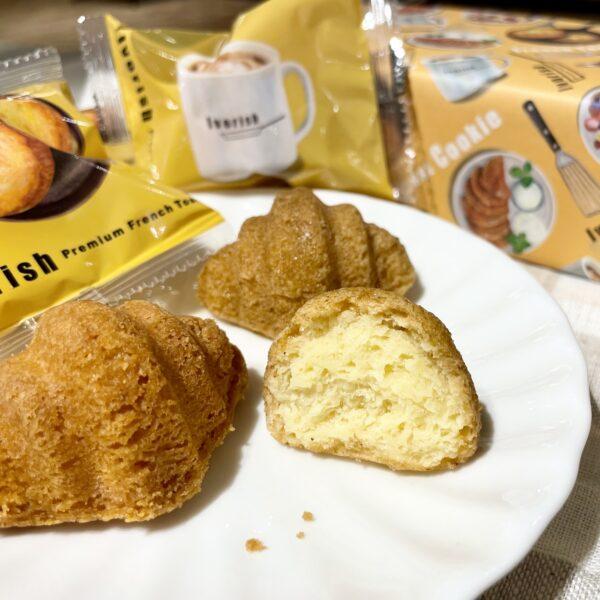 【Ivorish】バター薫るオリジナルスイーツ販売中!