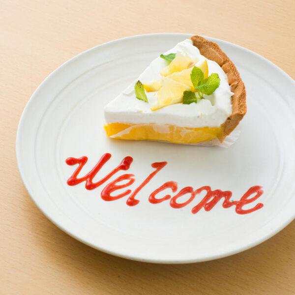 We love Sweets ~Lemon Tart~