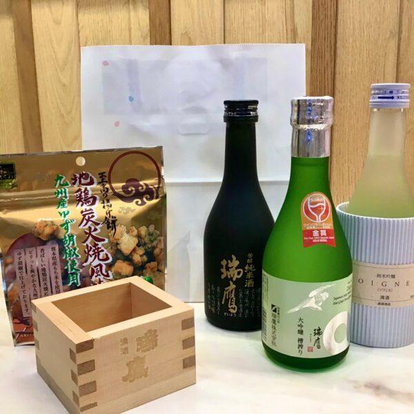 【旬彩館さくらLIQUOR】22袋限定!「日本酒飲み比べ福袋」販売中☆